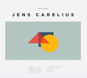 Jens Carelius - The Architect - artwork